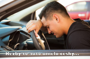 Naučíme Vaše auto česky